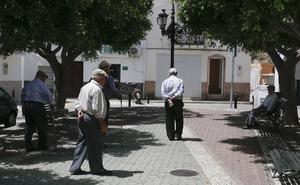 El riesgo de incendio por la sequía deja a Ítrabo sin fuegos artificiales en sus fiestas