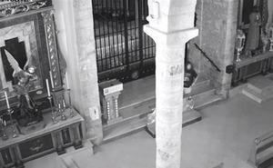 Investigan a un hombre acusado de defecar en un santuario de Villanueva del Arzobispo y esparcir las heces