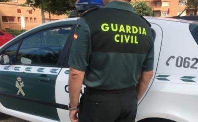La Guardia Civil 'caza' a tres conocidos delincuentes de la provincia de Granada