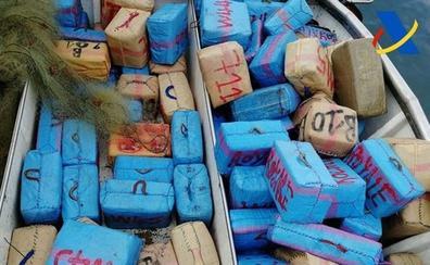 La Agencia Tributaria captura 3.600 kilos de hachís en Sanlúcar de Barrameda