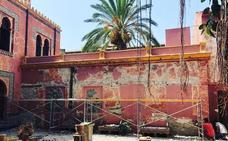 El Palacete de la Najarra reabrirá sus puertas en octubre