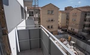 El Ayuntamiento de Granada prevé la entrega de llaves de las nuevas viviendas de Santa Adela para principios de octubre