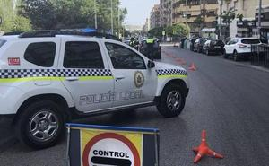 Seis heridos al colisionar dos vehículos en Jaén