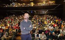 Rafael Santandreu estará en el Aula de Cultura de IDEAL en Jaén