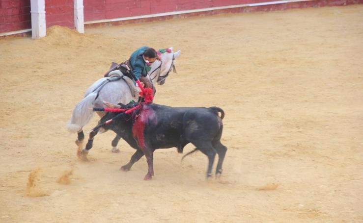 Así ha sido la cuarta tarde de toros en Almería