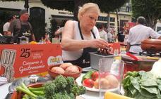 El cordero en salsa de El Puche triunfa en la Capital Española de la Gastronomía