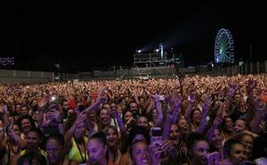 David Bisbal regala a 9.000 seguidores un concierto de energía, cariño y emoción