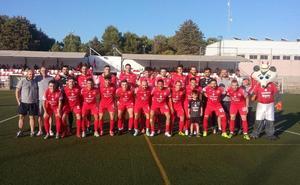 El Sporting busca consolidarse en Tercera