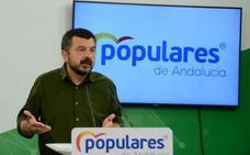 El PP-A garantiza que no cobrará peaje por el uso de las autovías