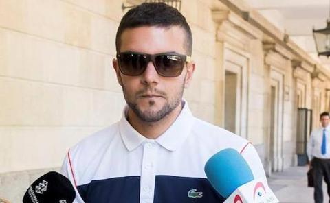 El miembro de 'La Manada' Ángel Boza ya está en la cárcel de Albolote