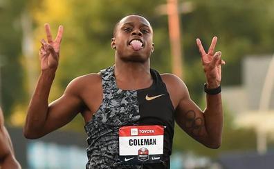 Coleman podría perderse el Mundial y los Juegos por saltarse tres controles