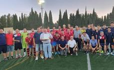 Cúllar Vega rinde homenaje a Valerio Cabrera con la celebración de su trofeo