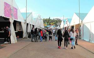 El plazo de solicitudes para casetas en la Feria de San Lucas acaba la próxima semana