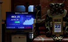 El Bundesbank y la Fed rebajan la expectativa de estímulos y el Ibex-35 sufre para cerrar al alza