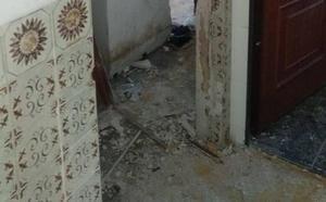 El hombre que molestaba a un bloque entero en el Zaidín ingresa en una unidad de psiquiatría