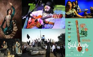 ¿Preparado para un fin de semana musical en Granada? Elige tu opcíón favorita