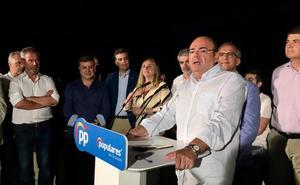 Sebastián Pérez amenaza con romper el gobierno si no tiene la alcaldía de Granada en dos años