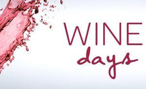 Amantes del vino, llegan los Wine Days