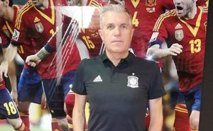 Molina Maza, nuevo jefe de expedición de la selección sub-21