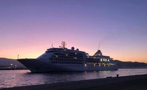 Un nuevo crucero de lujo de 4.000 euros el pasaje llega a Motril