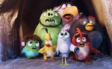 La secuela de los 'Angry Birds' y la cinta de terror 'Infierno bajo el agua', entre los próximos estrenos