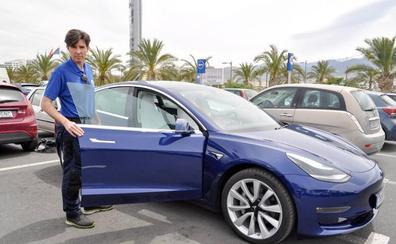 En 20 años habrá 40.000 coches eléctricos en Granada