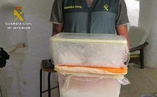 Operación Crótalo de la Guardia Civil: cae una banda criminal internacional de 'narcos'
