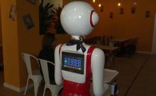 Los robots camareros llegan a España
