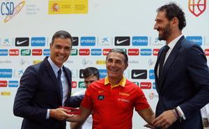 Pedro Sánchez: «Tenéis todo lo que se necesita para triunfar»