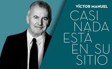 El concierto de Víctor Manuel en Jaén se traslada al Auditorio de la Alameda