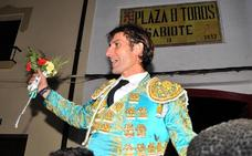 Alberto Lamelas se corona en Sabiote