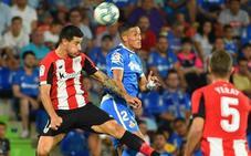 Getafe y Athletic firman un empate justo