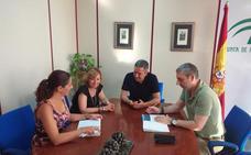 Ayuntamiento y Junta acuerdan reactivar el 'Aula de la Naturaleza'