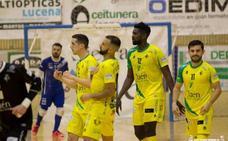 Mengíbar FS y Jaén FS destilan dosis de su enorme potencial