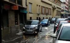 Activado el aviso amarillo en toda la provincia de Jaén por lluvias y tormentas