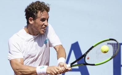 La Real Sociedad de Tenis instala pantallas gigantes para ver el Carballés - Djokovic