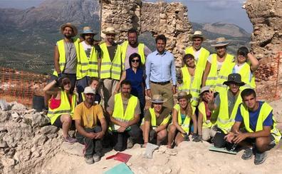Bedmar ahonda en su patrimonio gracias al II Campus de Voluntariado de Arqueología Juvenil