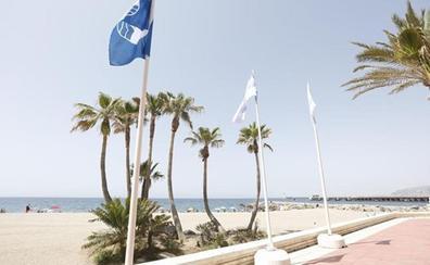 Fallece un hombre de 64 años con signos de ahogamiento en la playa de El Zapillo de Almería