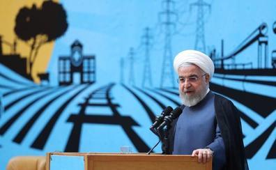 Teherán no acepta un encuentro con Trump hasta que levante las sanciones