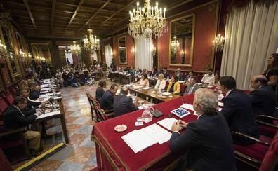 Los concejales del Ayuntamiento de Granada rinden cuentas