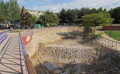 Plan de choque municipal para mejorar el parque del Bulevar