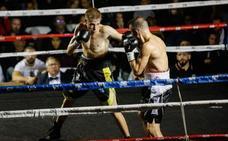 Carter busca disputar en Granada el combate por el título europeo