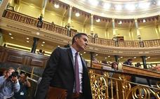 El clima preelectoral se instala en el Congreso en la cuenta atrás para salvar la investidura