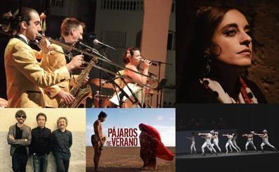 Música, cine, teatro y danza: 12 planes culturales para despedir agosto en Granada
