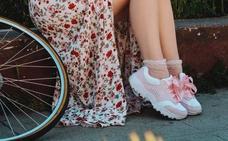 Chunky sneakers, la nueva tendencia que encanta a las famosas