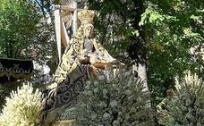 Comienzan los cultos y actos en honor a la Patrona de Granada