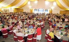 El día de los mayores en la Feria