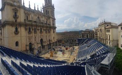 La organización del torneo internacional de pádel decide dejar Jaén