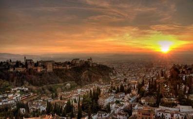 La Alhambra, punto de partida de un viaje por ciudades históricas en The Guardian