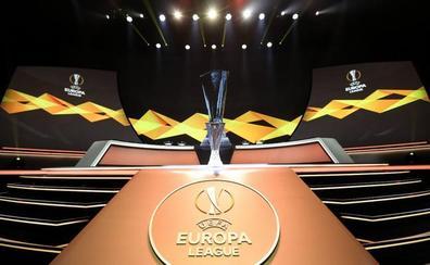 Sorteo benévolo para los españoles en la Europa League